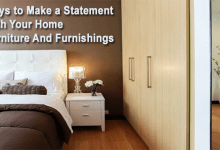 Photo of Ways to Make a Statement With Your Home Furniture And Furnishings