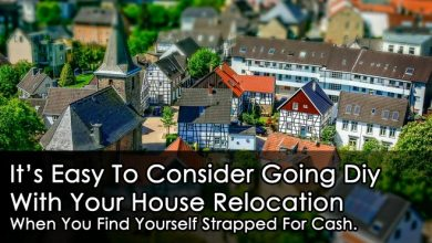 Photo of It's Easy To Consider Going Diy With Your House Relocation When You Find Yourself Strapped For Cash.