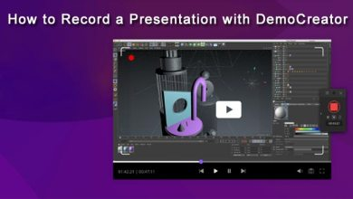 Photo of How to Record a Presentation with DemoCreator