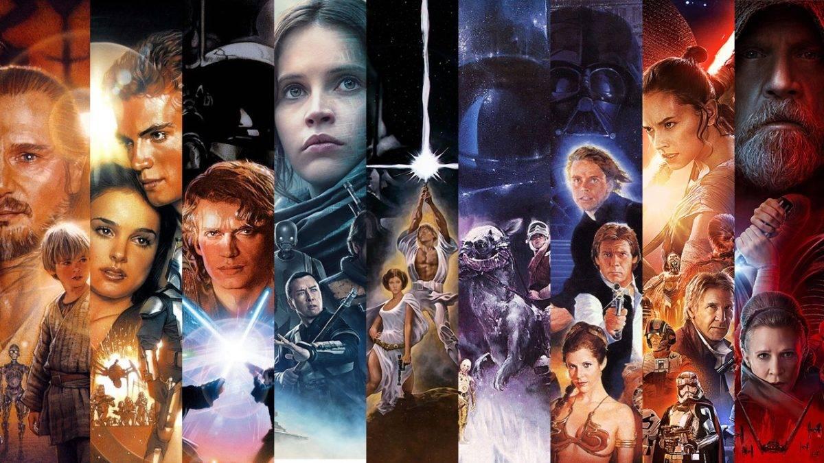 Como Star Wars conquistou três gerações diferentes