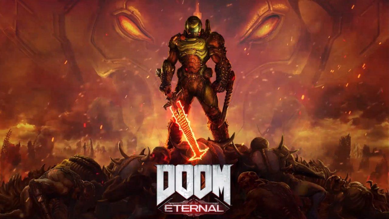 DOOM Eternal já está disponível