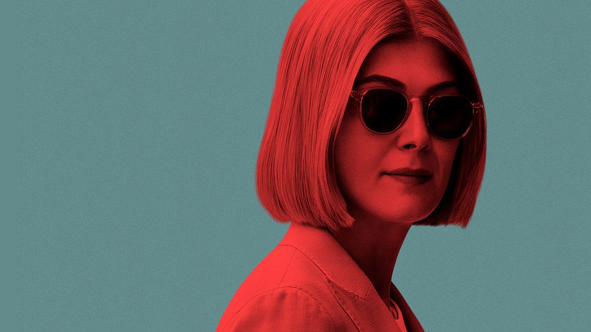 'Eu Me Importo' (Netflix) é mais um show de Rosamund Pike