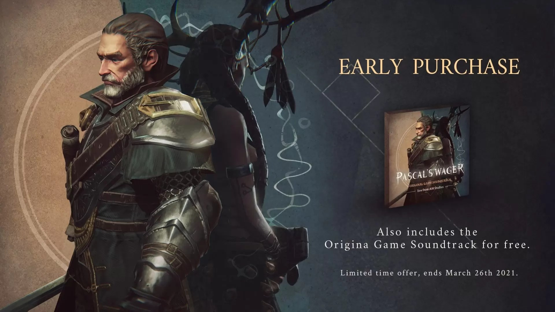Pascal's Wager: Definitive Edition recebe data de lançamento