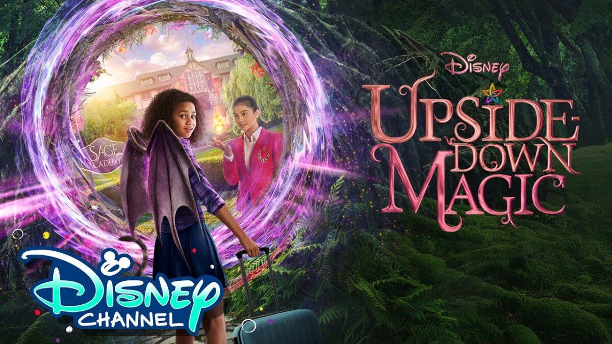 'Upside Down Magic: Escola de Magia' chega ao Disney Channel