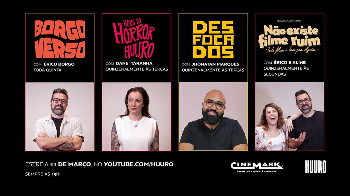 Cinemark começa a investir em conteúdo original