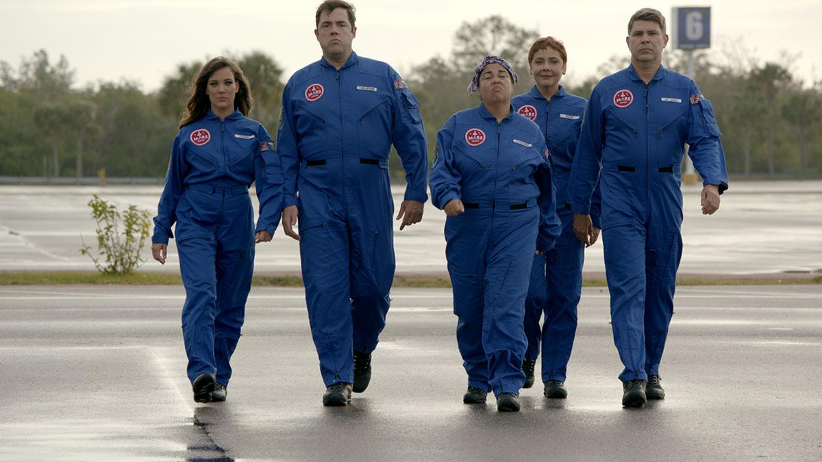 Lucicreide Vai Pra Marte equipe filme crítica