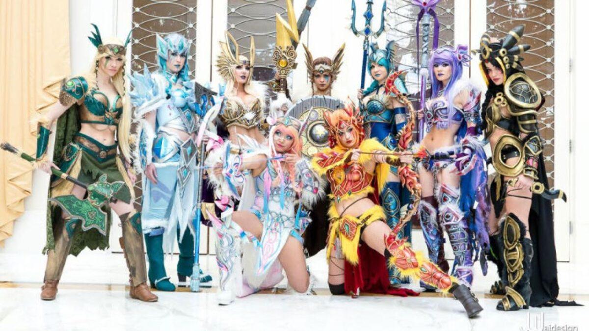 Oîkosplay | Veja a programação do festival de cosplay