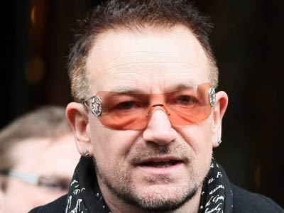 Bono receberá condecoração cultural na França