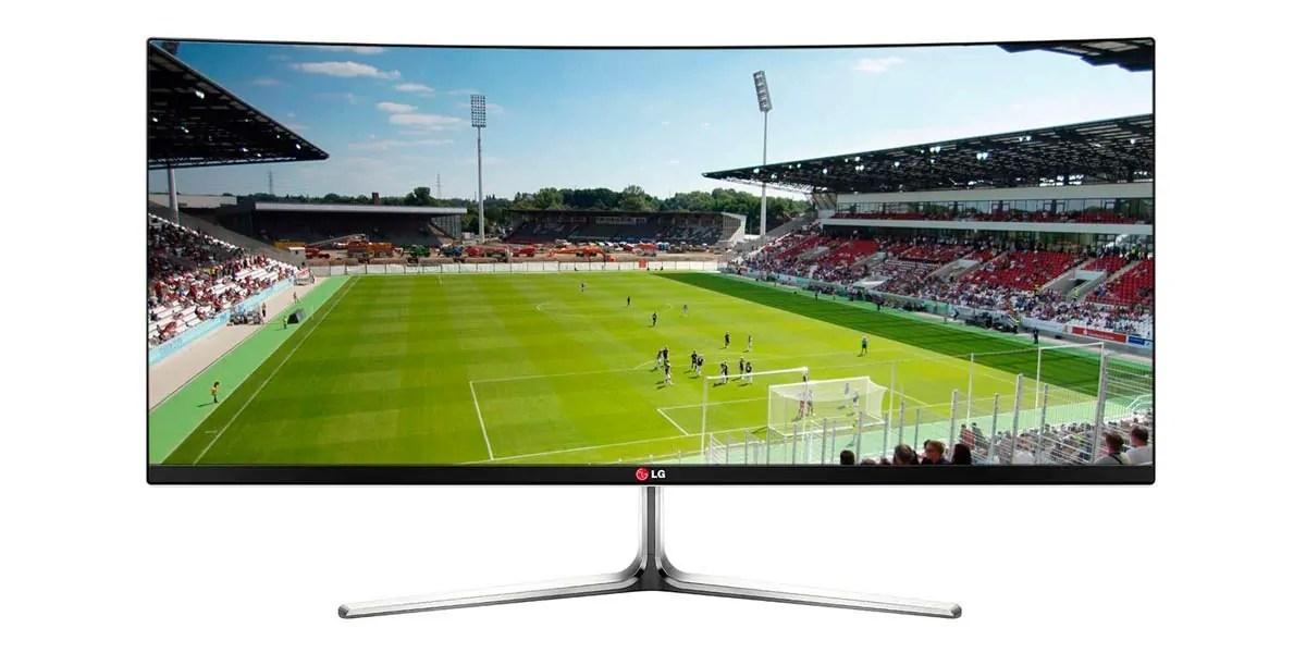 Der weltweit erste 21:9 Ultrawide Monitor mit gekrümmtem Display