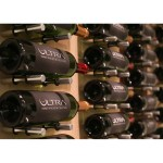 Mounted Wine Rack Panels (Label-Out)