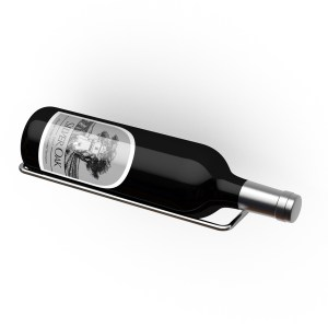 Max Reveal Metal Wine Rack