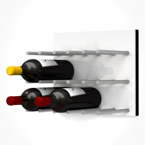 Wall Mounted Wine Rack Panel (Cork-Out)