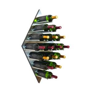 Diamond Fusion Contemporary Wine Rack Panel Ultra Wine Racks & Cellars