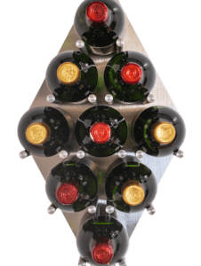 Diamond Fusion Wine Wall Decor Ultra Wine Racks & Cellars