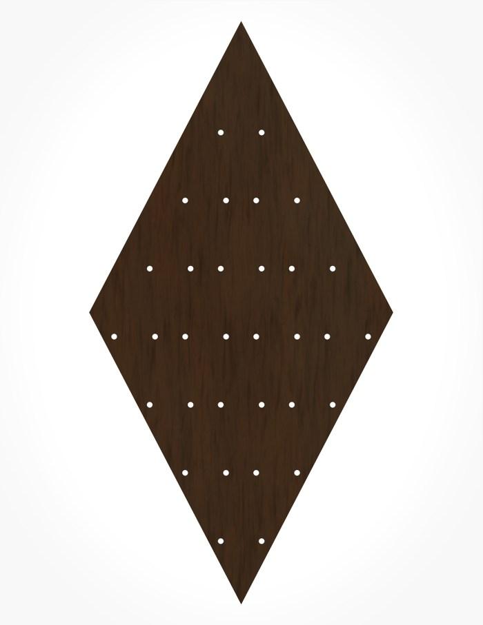Ultra-Fusion_Diamond_Straight-LRG-Faceplate-Dark_Stain-1