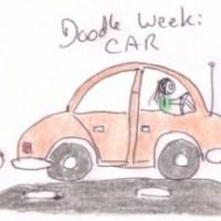 Doodle Week: Cars