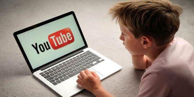youtube çocuk ile ilgili görsel sonucu