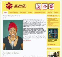 The Ulwazi Portal