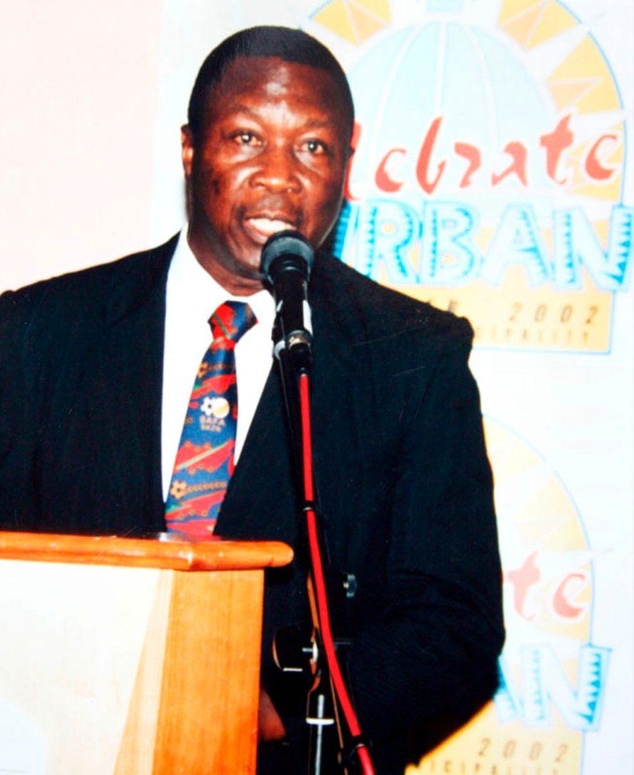 Cedric SugarRay Xulu