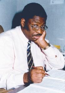 Lawrence Ngubane