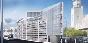 Artist's impression of the Denis Hurley Centre