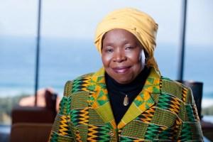 HE Dr Nkosazana Dlamini Zuma