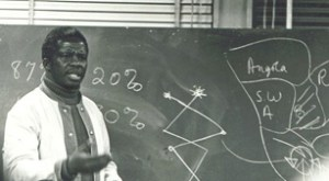 Professor Mazisi Kunene