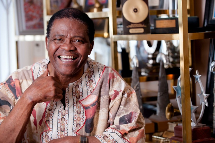 Dr Joseph Shabalala, Durban, 2013