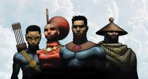 Kwezi, A South African Superhero