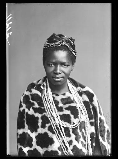 Charlotte Maxeke, The African Choir, London, 1891