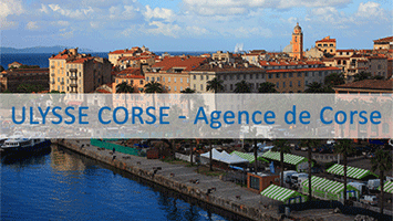 Ulysse s'installe à Ajaccio, en Corse
