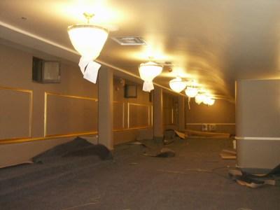 Balcony Lobby Receiving Carpet