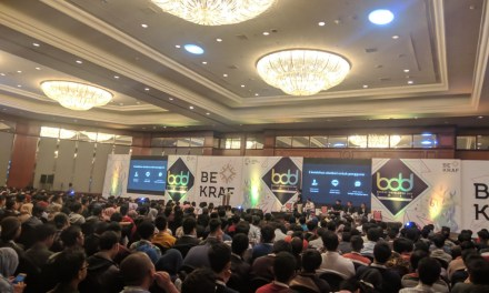 Keseruan Bekraf Developer Day 2018 di Surabaya