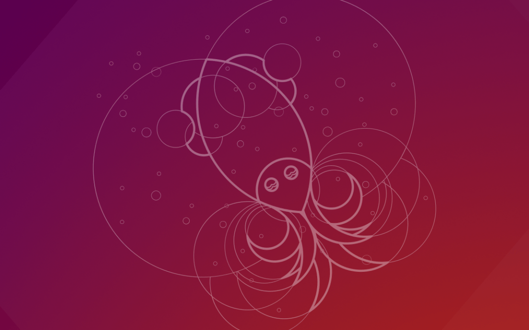 "Hello World!, Ubuntu 18.10 ""Cosmic Cuttlefish"" Rilis"
