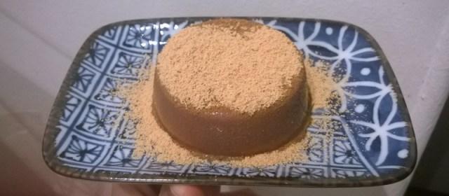 poudre kinako dessert