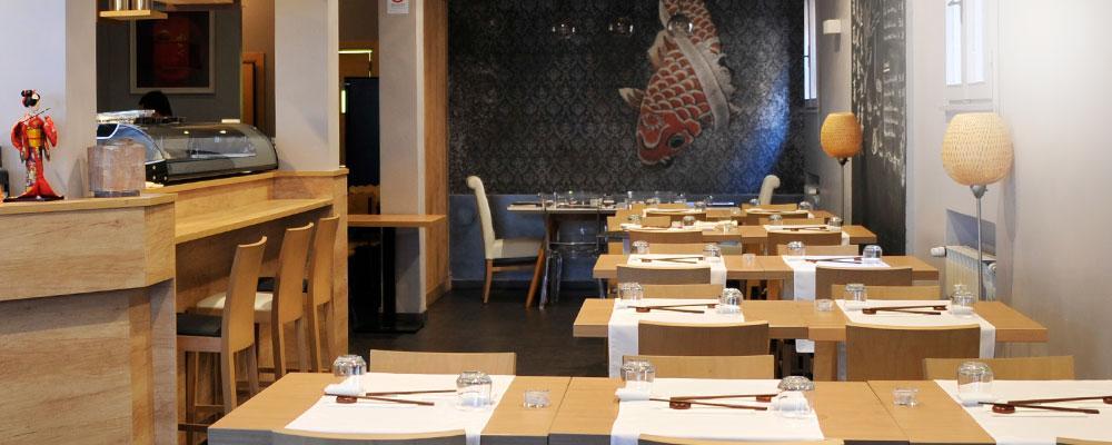 Ristorante Fusion Specializzato In Sushi Piatti Giapponesi E
