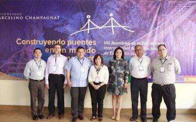 VIII Asamblea de la Red Marista Internacional de las Instituciones de Educación Superior
