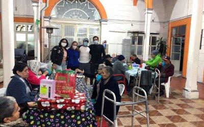 AS MARISTA OTOÑO 2020: La generosidad, el mejor regalo de Navidad.