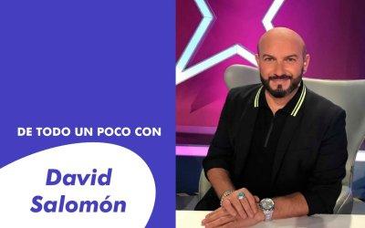 David Salomón, Diseñador de Modas en entrevista con la UMASLP