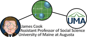 Blog of James Cook, Assistant Professor of Social Science at the University of Maine at Augusta