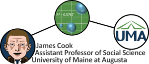 Faculty Blog of James Cook, Assistant Professor of Social Science at the University of Maine at Augusta