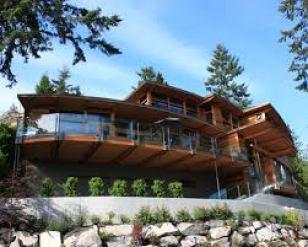 West Coast Vancouver Architecture