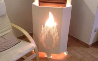 Safe Baby Umassplanet: proteggi dal fuoco tuo figlio.