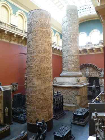 Interior do Victoria and Albert Museum