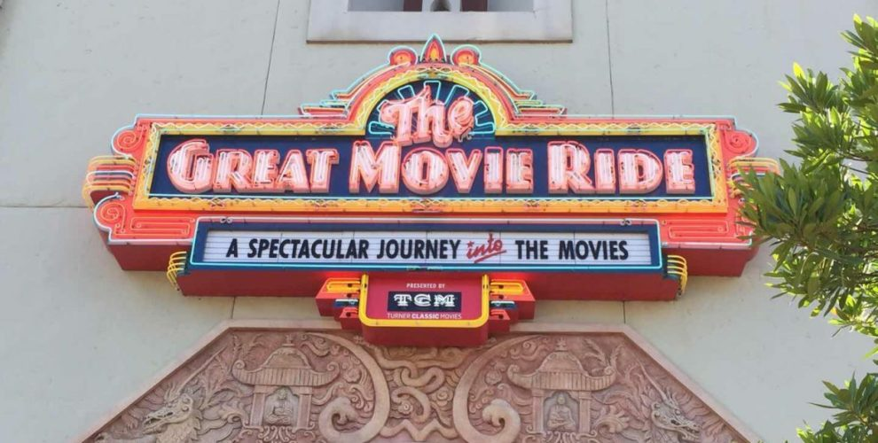 The Great Movie Rider traz novidade a atração no Hollywood Studios