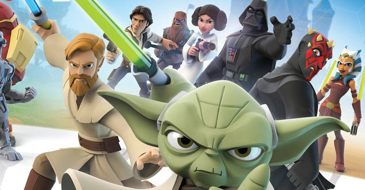 Prévia de Disney Infinity 3.0 Star Wars no Hollywood Studios
