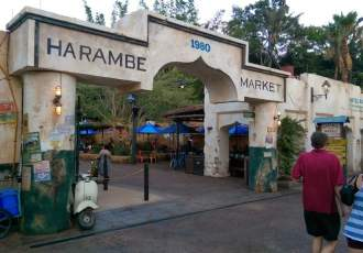 Harambe Market é inaugurado no Animal Kingdom