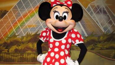 Um bilhete, por favor. Minnie Mouse em novo local no Hollywood Studios