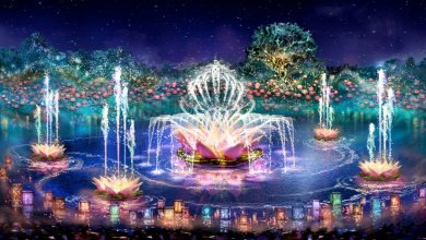 Um bilhete, por favor. Novo show 'Rivers of Light' do Animal Kingdom estreia 22 de Abril
