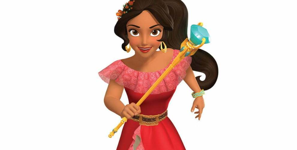 Nova princesa nos parques da Disney: Elena de Avalor